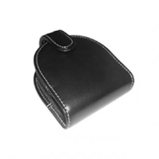 10x For UMD Leather Pouch - Black