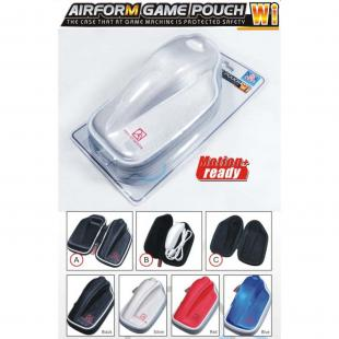 Buy 10x Wii Airform Game Pouch A - Black 4
